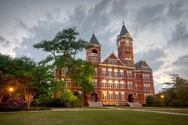 Auburn: Auburn University: Samford Hall