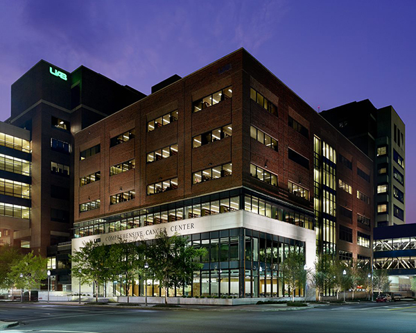 Birmingham: UAB Comprehensive Cancer Center